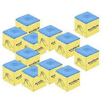 Pool Billiards Snooker Chalk Cubes
