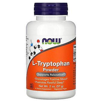 Maintenant Aliments, Poudre de L-Tryptophane, 2 oz (57 g)