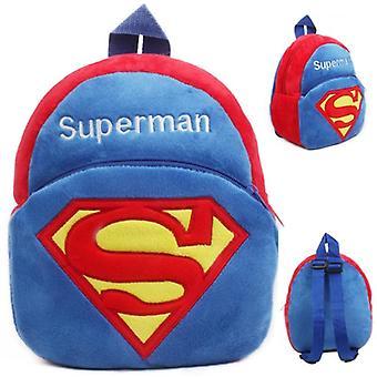 Baby Plush Backpack, Cute Cartoon, Handbag, Baby,, Plush Purse