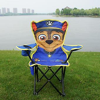 Portable Outdoor Foldable Beach Chair Backrest Chair Painting Chair Art Sketch