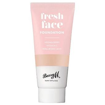 Barry M 3 X Barry M Fresh Face Liquid Foundation - Shade 6