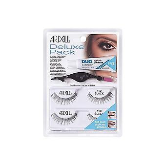 Ardell Eyelash Deluxe Pack 110 Negro