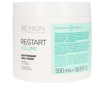 Hiusnaamio Revlon Aloita tilavuus uudelleen/500 ml