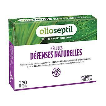 Olioseptil Natural defenses 30 capsules
