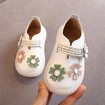 0-1-3 Years Old Infant Strape Shoes With Flowers