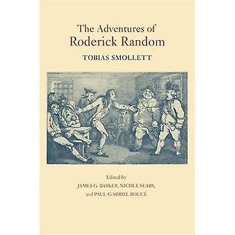 トビアス・スモレットによるロデリック・ランダムの冒険 - 9780820346038