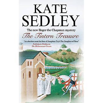 The Tintern Treasure by Kate Sedley - 9781847514202 Book