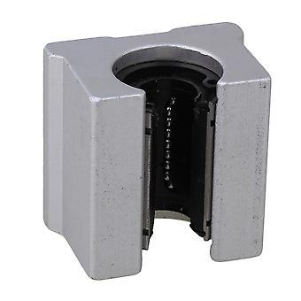 Aluminum & Steel CNC Linear Motion SBR12UU Open Linear Motion Blocks