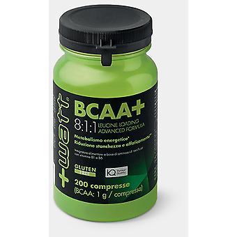 + Watt Bcaa+ 8:1:1 200 Comprimés