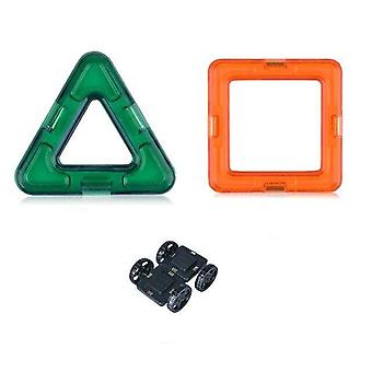 Big Size Magnetic Designer Building Blocks Set