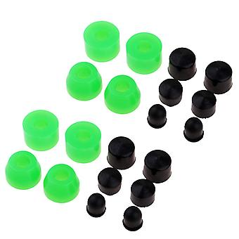 20 Pieces Replacement Skateboard Truck Bushing Set