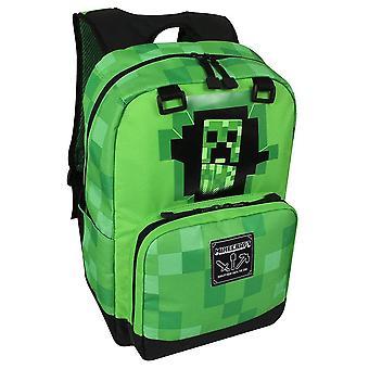 Minecraft schoolbag elementary school children's schoolbag backpack