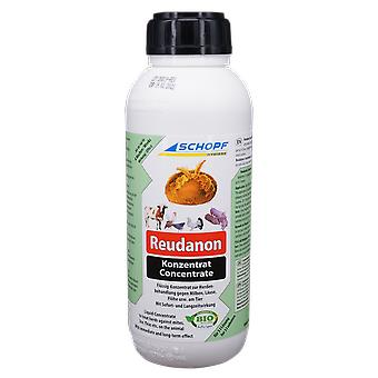 SCHOPF Hygiene® Reudanon concentrate - repellent concentrate against vermin in the animal for herd treatment, 1000 ml