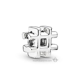 PANDORA Hashtag Symbol Charm - 798128