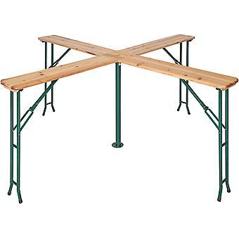tectake Standing Table Quattro - for øltelt
