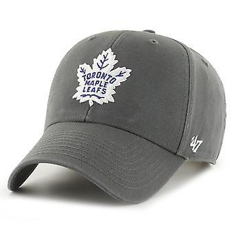47 Brand Strapback Cap - LEGEND Toronto Maple Leafs charcoal