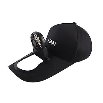 Sun Hat Outdoor Camping Travel Hat With Usb Charging Fan