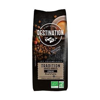 Arabica coffee beans - robust special organic restoration 1 kg