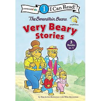 The Berenstain Bears Very Beary Stories by Stan BerenstainJan BerenstainMike Berenstain