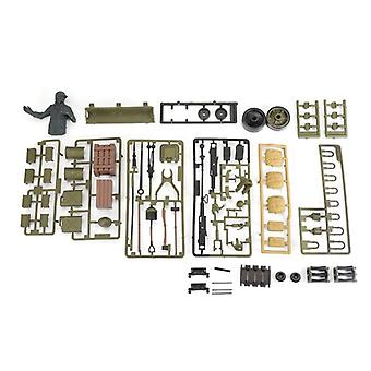 Henglong Tank, Usa Sherman Rc Tank, Plastic Soldier Accessories Parts.