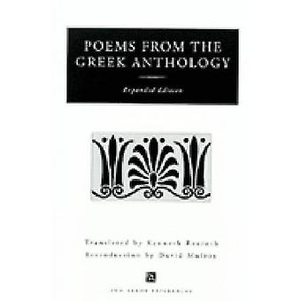 Greek Anthology  Poems by Translated by Kenneth Rexroth