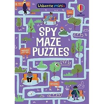 Spy Maze Puzzles Usborne Minis