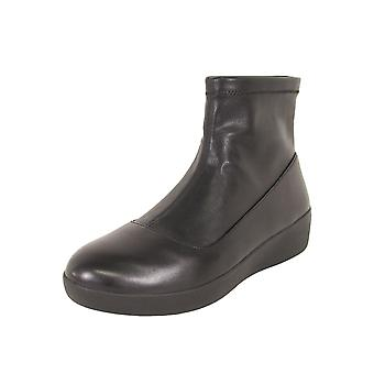 Fitflop Mujer Ottie Calce Faux Leather Bootie Zapatos