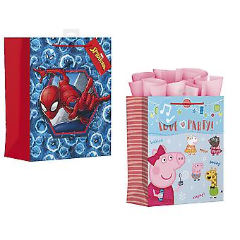 Large Official Licensed Gift Bags