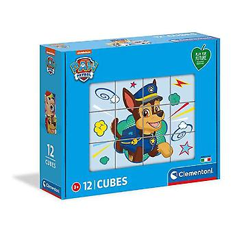 Puzzle Clementoni Die Pfotenpatrouille (12 uds)