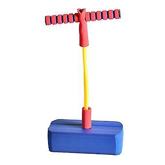 Toy Foam Pogo Pullover für Kinder, sicher und lustig Pogo Stick (blau)