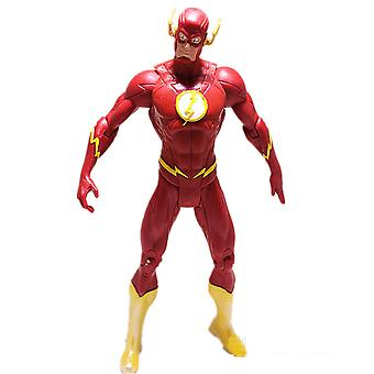 Dc Flash Man Figure Toy Collection Model