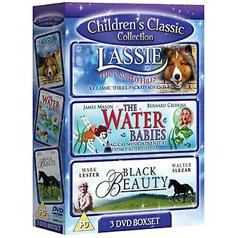 Childrens Classic Collection DVD (2009) Pal Kress (DIR) certificaat PG Regio 2