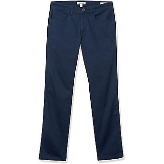 Marca - Goodthreads Pantalón de cordón Bedford Slim-Fit para hombre