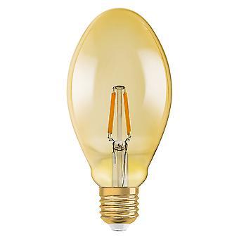 Osram LV091979 1906 LED 35W Vintage Filament Gold Glass Oval ES Bulb