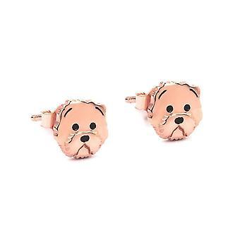 Jack & co pets - maltese earrings jce0657
