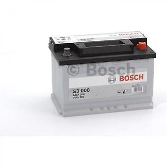 Auto Battery S3008 70ah 640a / + Right