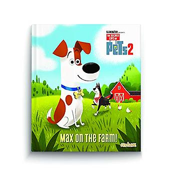 Secret Life of Pets 2 - Illustrated Picture Book