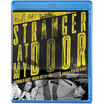 Stranger at My Door [BLU-RAY] USA import