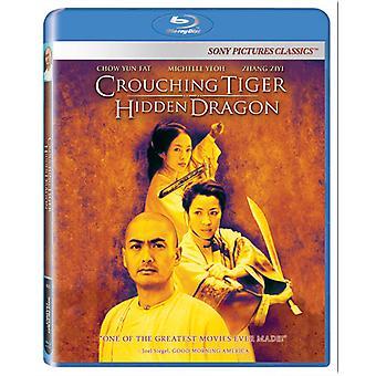 Crouching Tiger Hidden Dragon [BLU-RAY] USA import