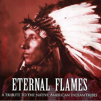 Global Journey - Eternal Flames [CD] USA import