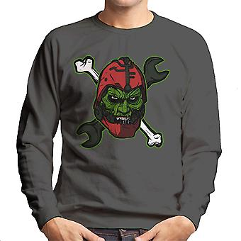 Wizard Of Weapons Masters Of The Universe Men's Sweatshirt