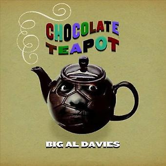 大きい Al デービス - チョコレート ティーポット [CD] アメリカ インポートします。