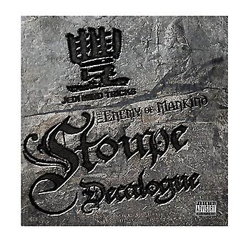 Jedi Mind Tricks Presents - Stoupe: Decalogue [CD] USA import