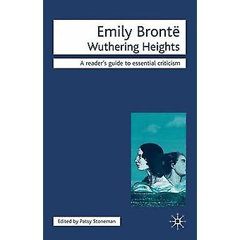 Emily Bronte Wuthering Heights de Patsy Stoneman