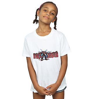 Marvel Girls Avengers Infinity War Hulkbuster 2.0 T-Shirt