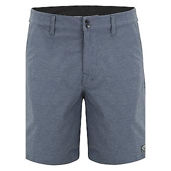 Animal Hugo Shorts in Dark Navy Marl