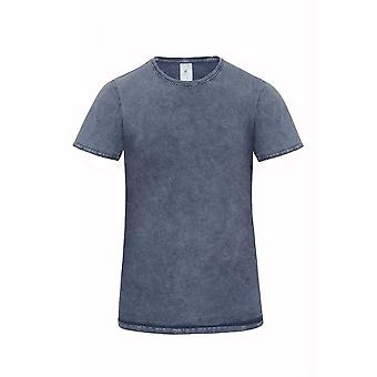 B & C Denim Mens bewerken T Shirt