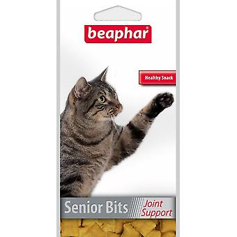 Beaphar senior cat treat Bits suport mixt 35g