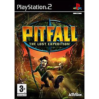 Pitfall The Lost Expedition (PS2) - New Factory Sealed