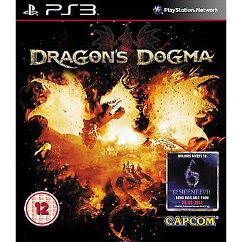 Dragons Dogma (PS3) - New